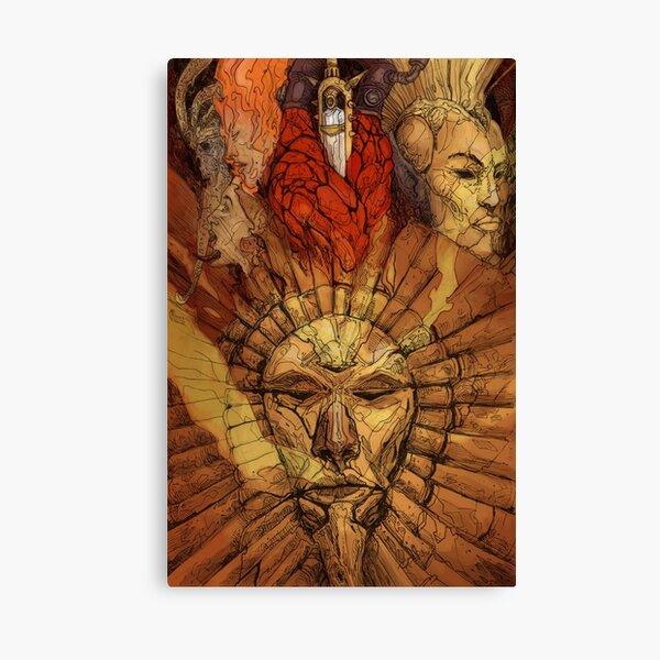 Defeat of Dagoth Ur Canvas Print