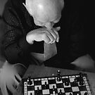 Chess Master.. by Basia McAuley