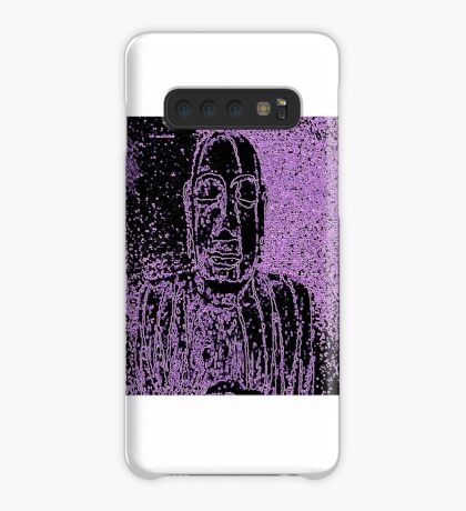 Karma in Lilac Case/Skin for Samsung Galaxy