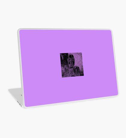 Karma in Lilac Laptop Skin