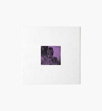 Karma in Lilac Art Board