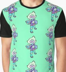 BUSY PERIDOT Graphic T-Shirt