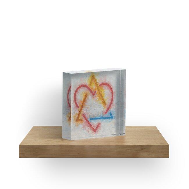 Adoption Symbol by Michael Creese