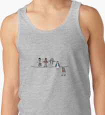 Stranger Things: The Acrobats and the Fleas Men's Tank Top