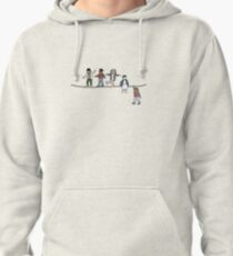 Stranger Things: The Acrobats and the Fleas Pullover Hoodie