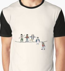 Stranger Things: The Acrobats and the Fleas Graphic T-Shirt