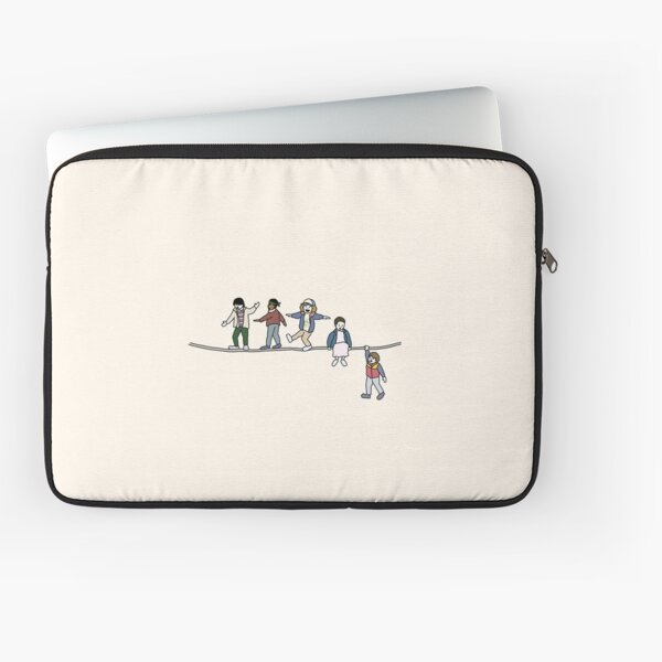 Stranger Things: The Acrobats and the Fleas Laptop Sleeve