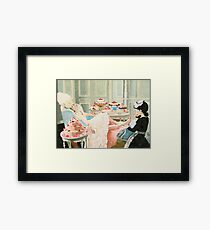 Deliriously Decadent Framed Print