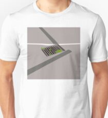 0092 drain grate Unisex T-Shirt