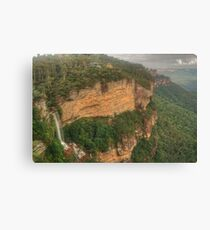 Katoomba Icons Canvas Print