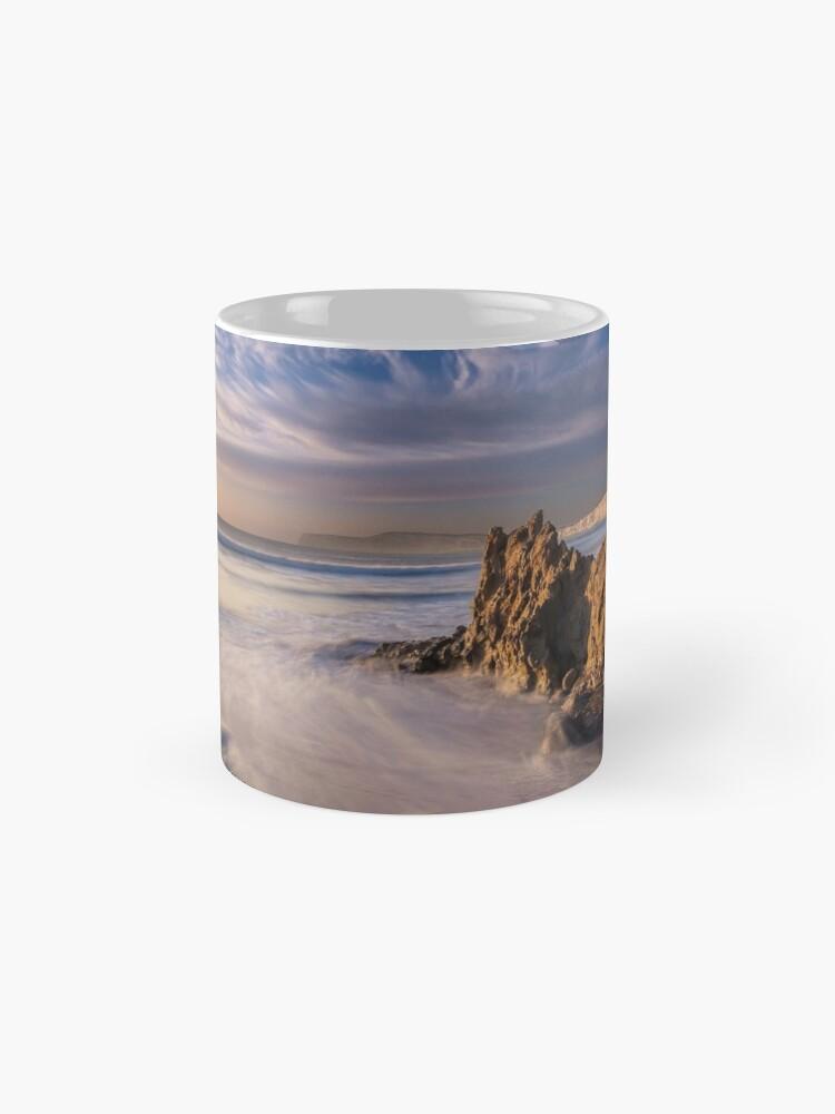 Alternate view of Compton Beach #2 Mugs
