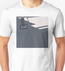 0094 art show sign T-Shirt