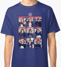 Camiseta clásica DOS VUELTAS de señal