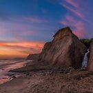 Brook Bay Sunset by manateevoyager