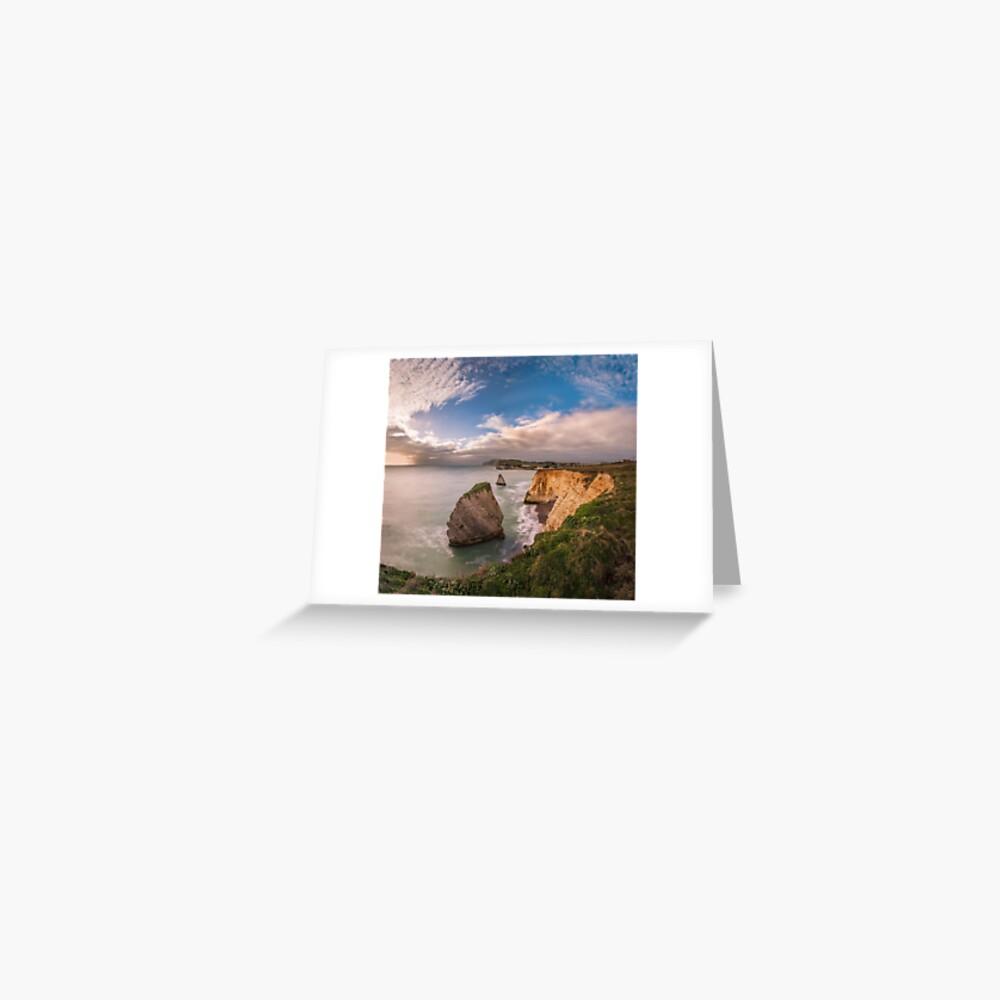 Freshwater Bay Panorama Greeting Card