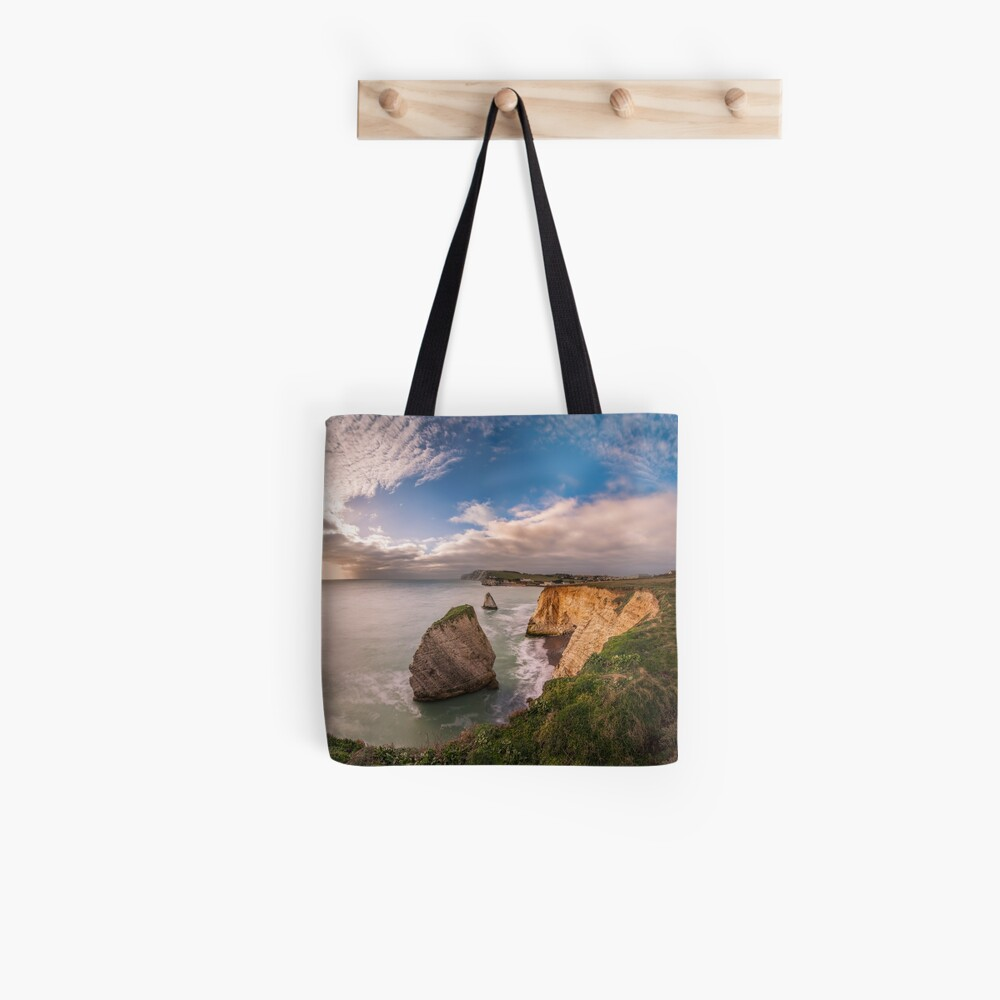 Freshwater Bay Panorama Tote Bag