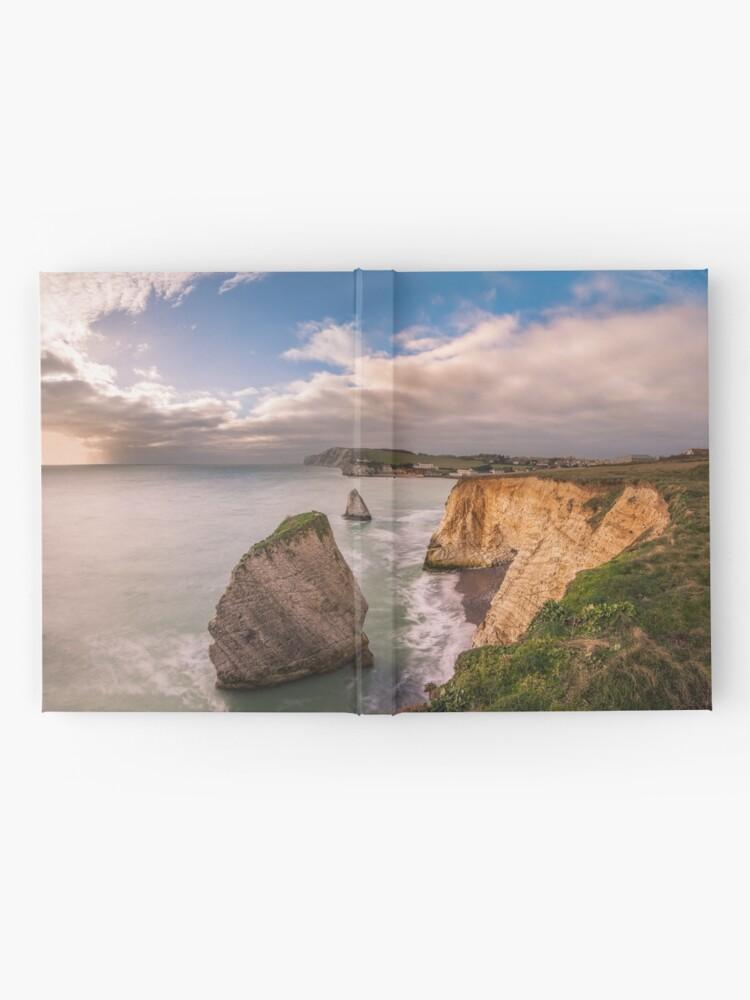 Alternate view of Freshwater Bay Panorama Hardcover Journal