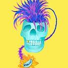 «Suculenta Rad Skull» de Ruta Dumalakaite