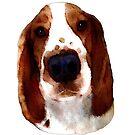 Welsh Springer Spaniel Art  by Karen Harding