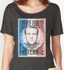 Emmanuel Macron Loose Fit T-Shirt