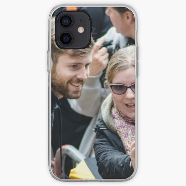 Selfie with Elliot Daly iPhone Soft Case