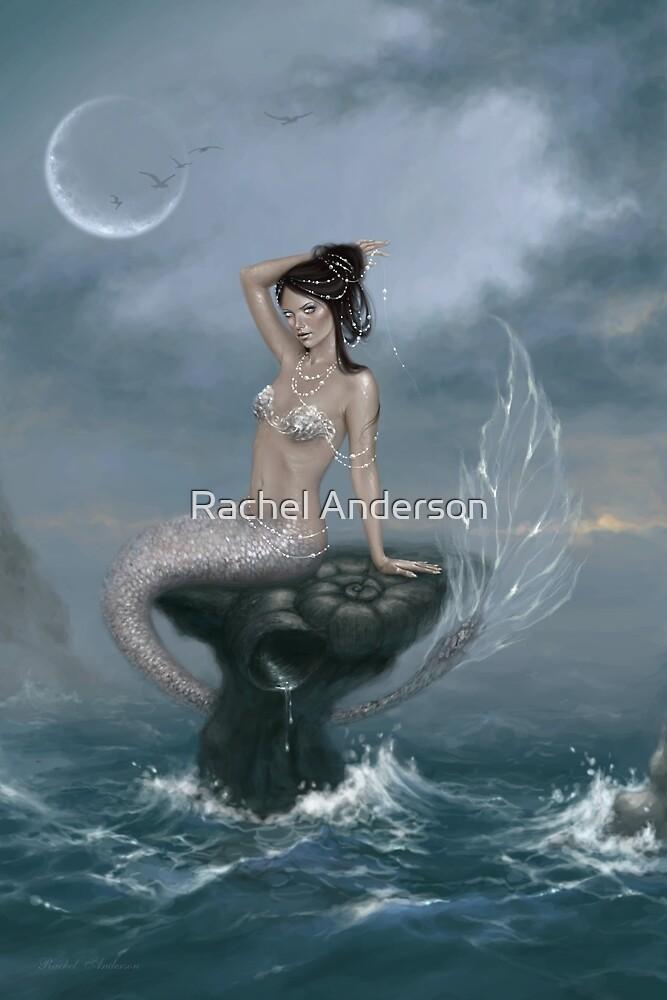 Moon Tide Mermaid by Rachel Anderson