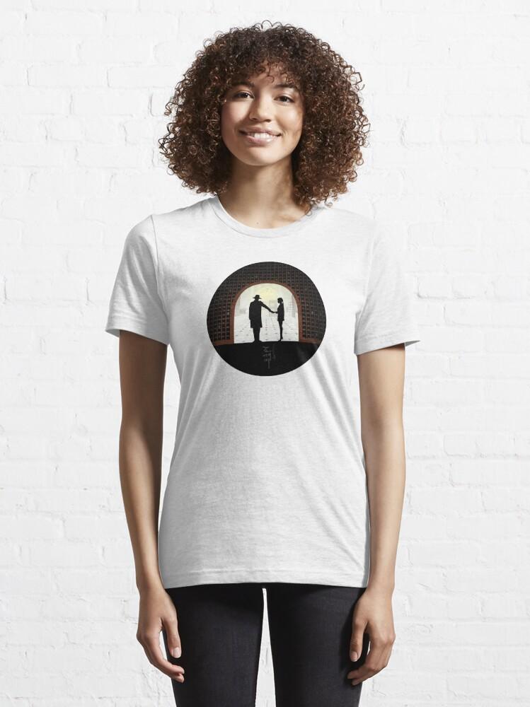Alternate view of Tea Room Version 2 Essential T-Shirt