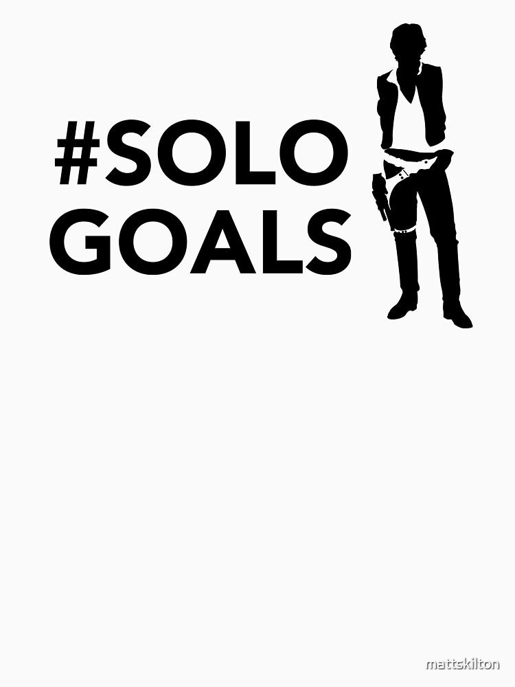 Singular Goals by mattskilton