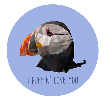 I puffin' love you by RainbowHYSTERIA