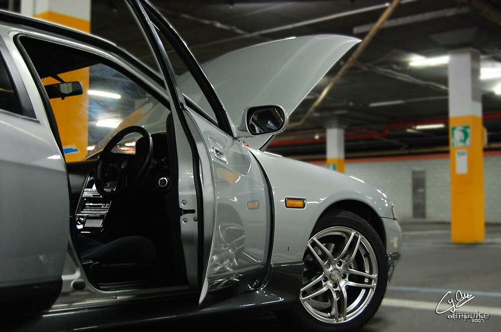 Nissan Skyline R33 Sedan Doors by impulse