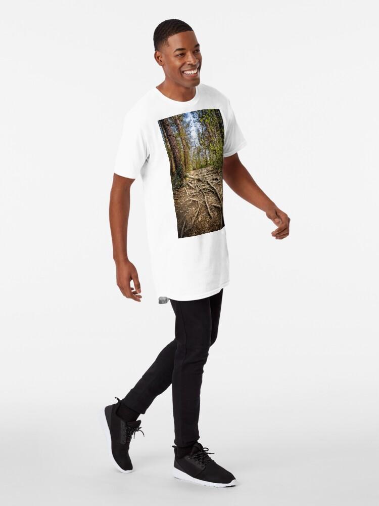 Alternate view of Spaghetti Junction Long T-Shirt