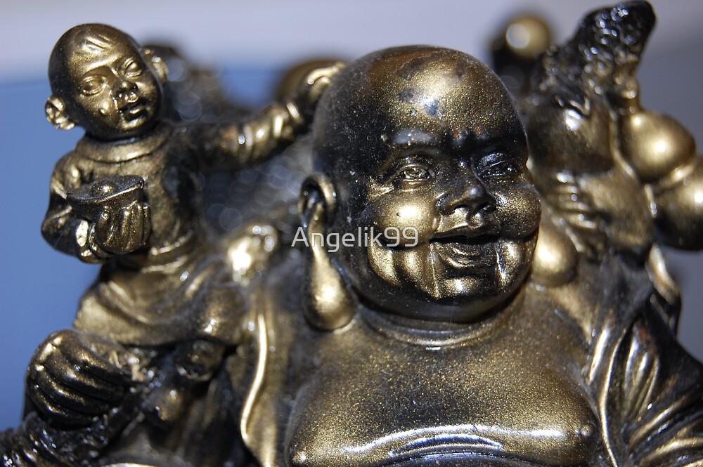 Buddha by Angelik99