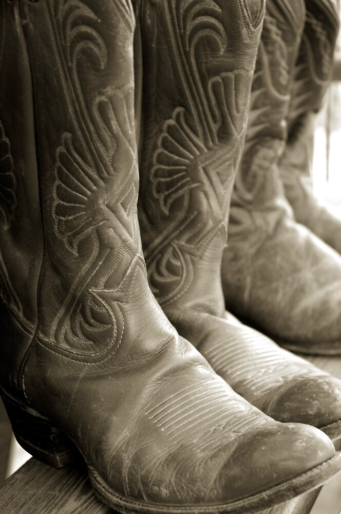 These Old Boots by Ray Granado