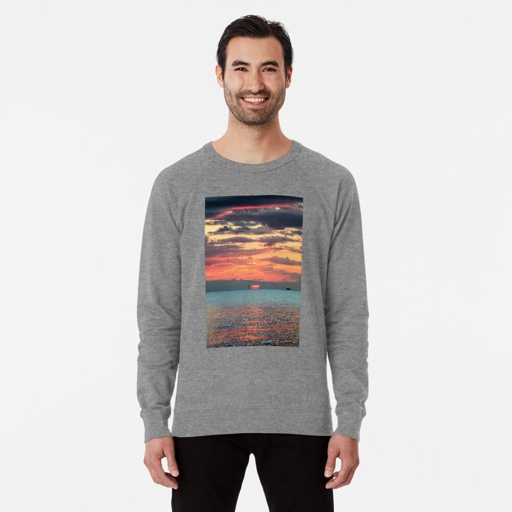 Solent Sunrise Lightweight Sweatshirt