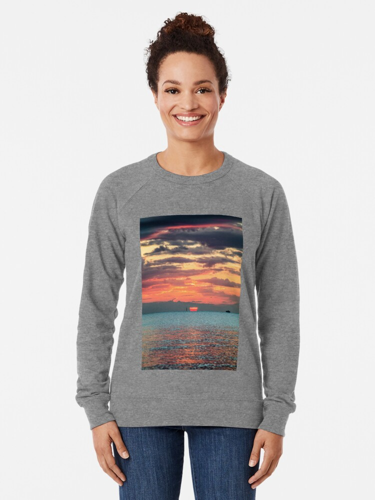 Alternate view of Solent Sunrise Lightweight Sweatshirt