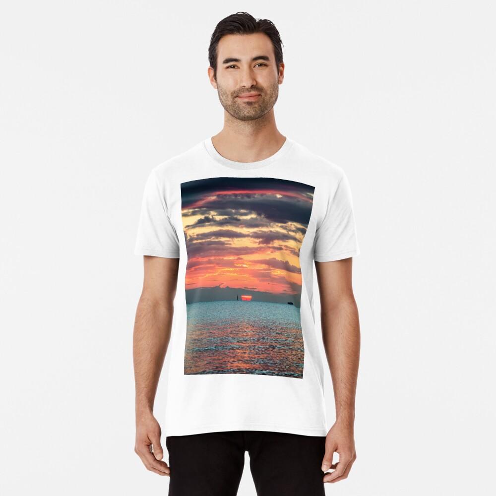 Solent Sunrise Premium T-Shirt