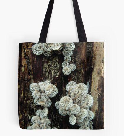 Mycena Fungi II Tote Bag