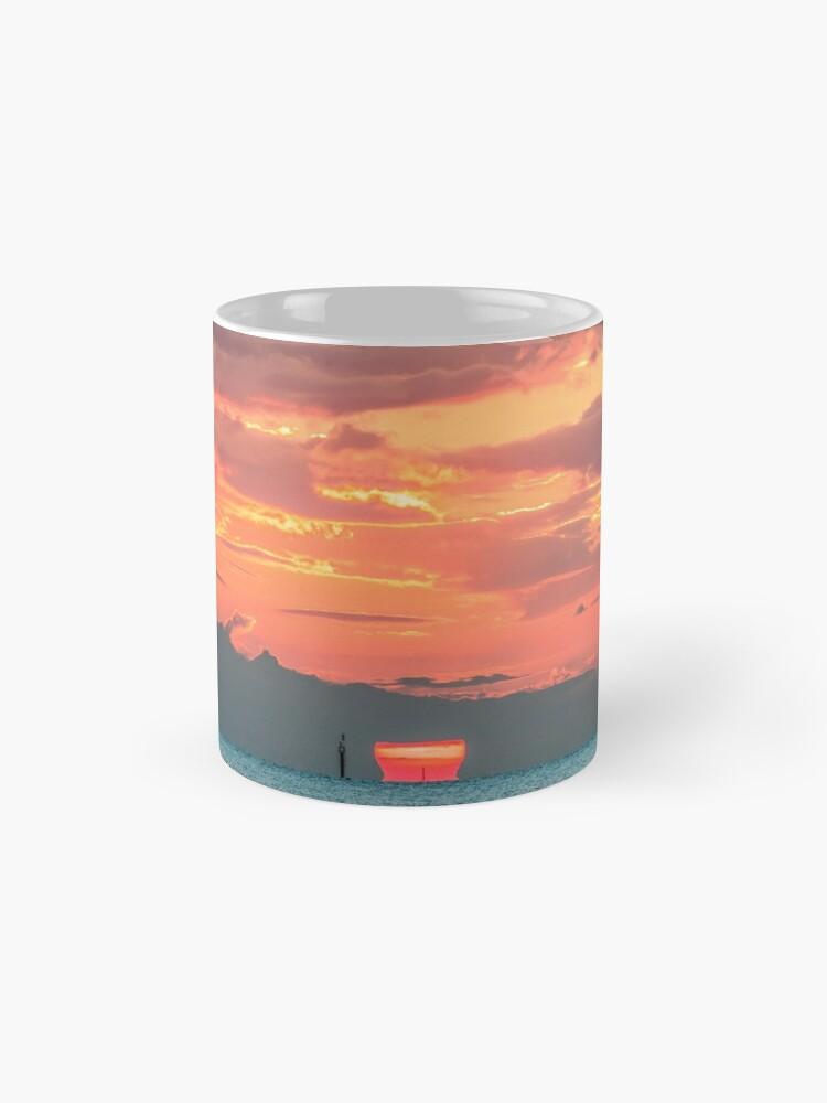 Alternate view of Solent Sunrise Mugs