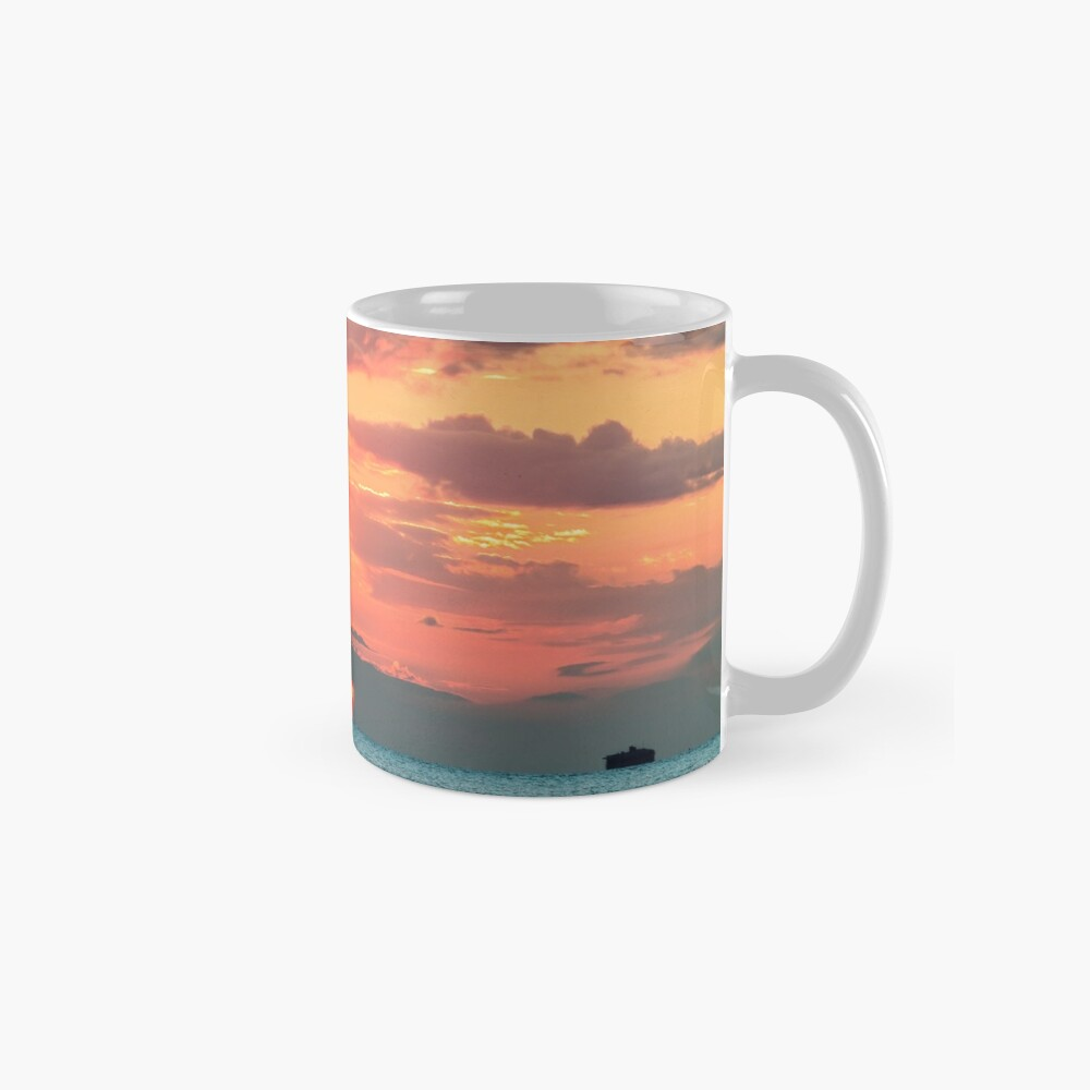 Solent Sunrise Mugs