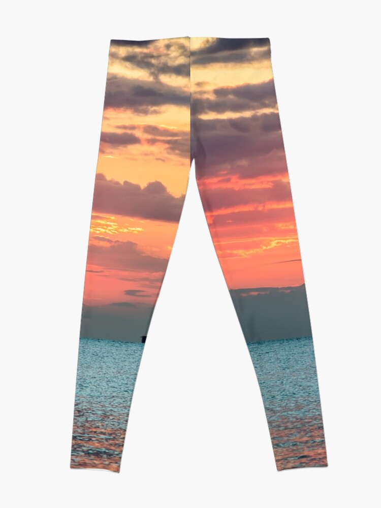 Alternate view of Solent Sunrise Leggings