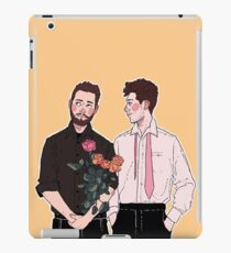 this is how the summer ends iPad Case/Skin