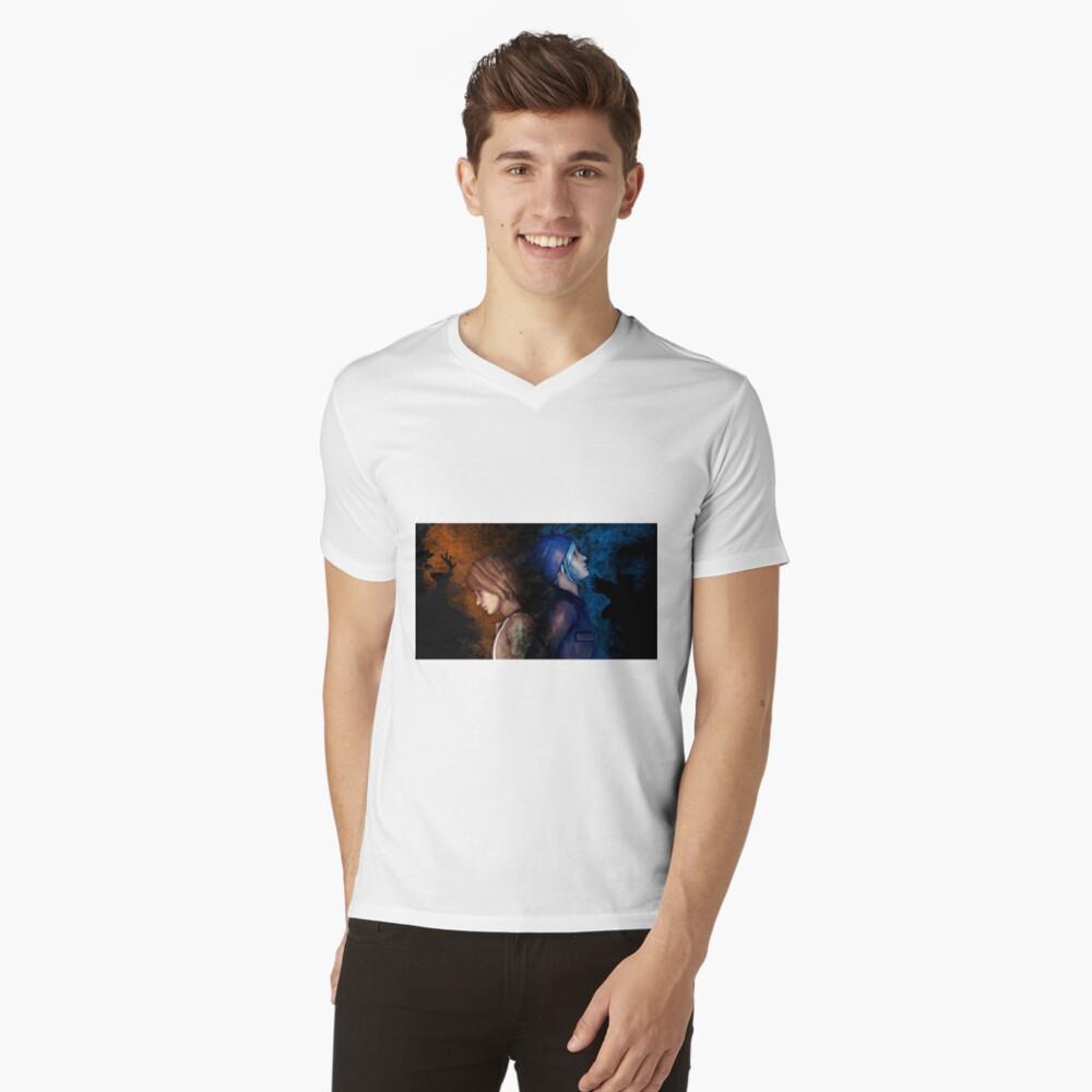 Spirit Animal - Life is Strange T-Shirt mit V-Ausschnitt