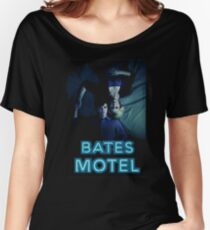 bates motel Women's Relaxed Fit T-Shirt