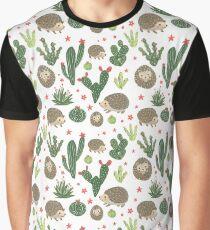 Camiseta gráfica Amigos espinosos