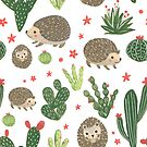 Prickly Friends by Emma Hampton