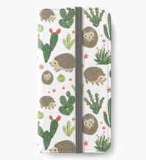 Prickly Friends iPhone Wallet/Case/Skin