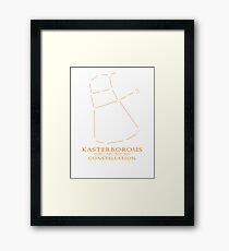 Kasterborous Constellation Framed Print