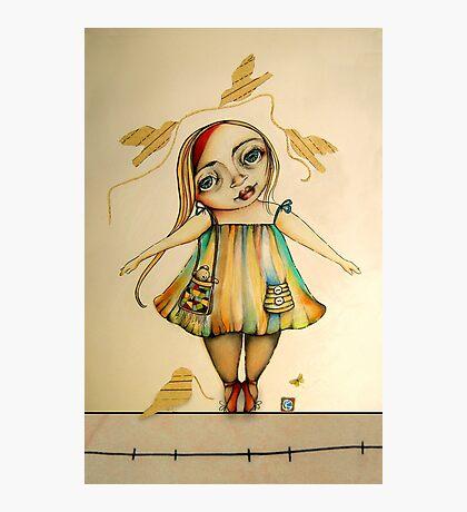 Dance Like Nobody's Watching... Photographic Print
