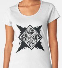 Monster hunter X Women's Premium T-Shirt