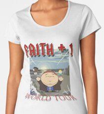 Faith+1 World Tour South park Women's Premium T-Shirt